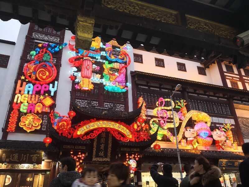 """上海豫园米乐网,米乐m6平台""""豫小猪""""结合高浮雕场景惊艳全世界"""