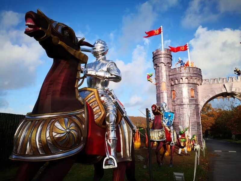 欧洲十大古堡、英国皇室庄园朗利特,连续5届创旅游人次新高